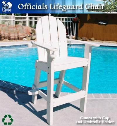 LG500 Officials Lifeguard Chair